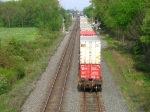 205 rolling through CP360 as 20T approaches