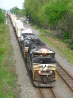 NS 2765 & 9325 leading 20T east