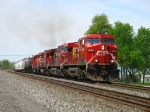 CP 8564, 9832, SOO 6043 & CP 5759 with 36T