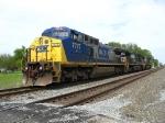 CSX 7777 behind NS 9748 & 9297 as they head for Toledo