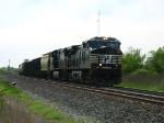 NS 9882 & 9246 pulling 16E