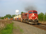 CP 8621 & 8527 leading 23T