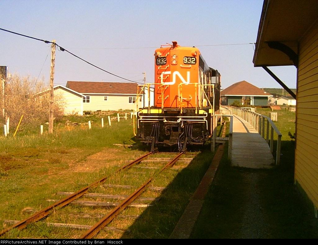 Locomotive 932