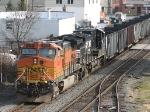 BNSF 4049 NS 501