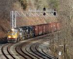 UP 5175 NS 39G