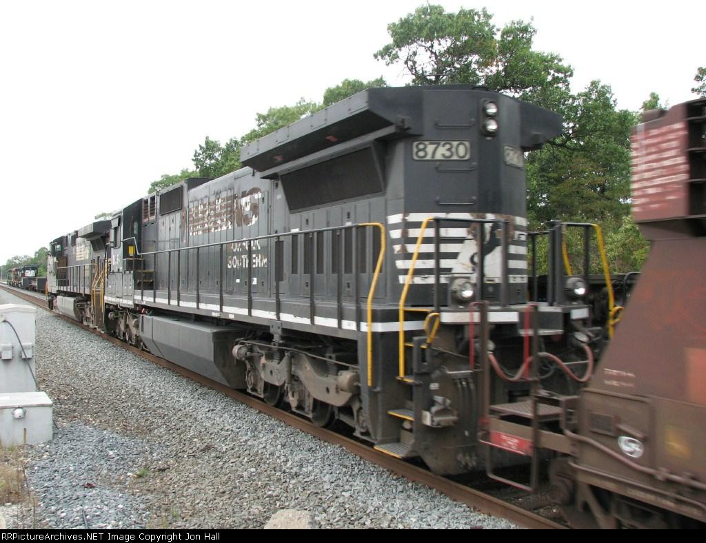 NS 8730 & 9607