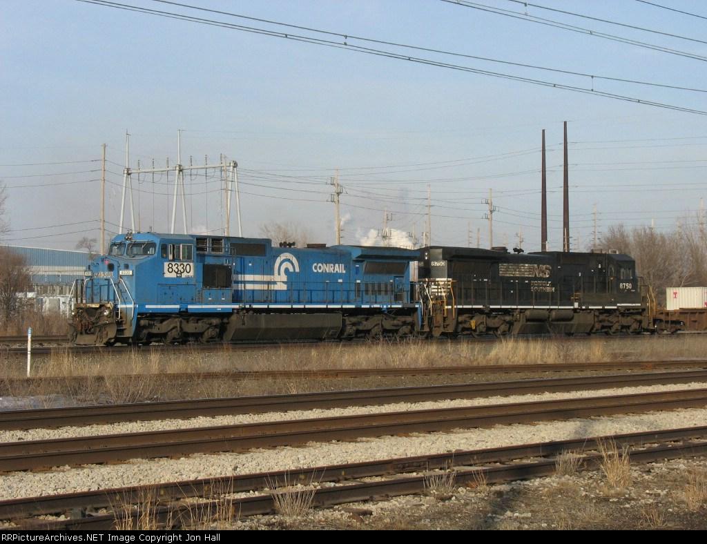 NS 8330 & 8750