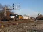 NS 6740 & UP 3456