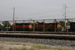 BNSF 8632 & 6854