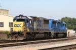 CSX 8632 & CEFX 3151