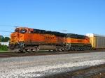 BNSF 7642 & 7146