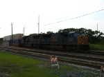 CSX 4722 & 4773 leading Q118 away from brighter skies