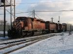 CP 5945 leading STL&H 5593 & CP 6068