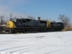 CSX 774 & 7842