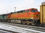 BNSF 5729