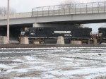 NS 2513 under Hohman Ave