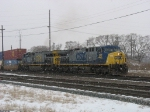 CSX 313 & 614