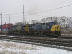 CSX 313 & 614