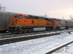 BNSF 4014 & 810