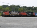 CN 5282 & 5333