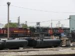 DMIR 415 & SAR 8606 with CN 9670 & 5420