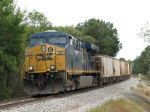 CSX 5389 parked for a little while on the point of K909