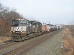 NS 9052 & 2554 leading a westbound general freight
