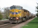 UP 9702 & 9046 underway with their westbound general freight