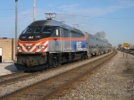 METX 426 racing outbound