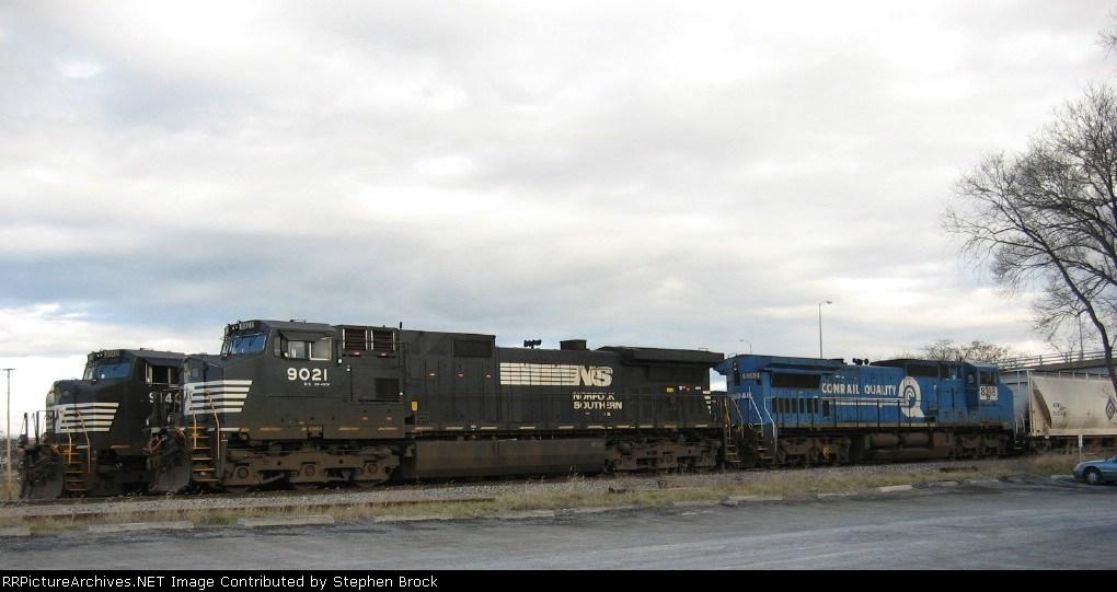 NS 9021 & 8398