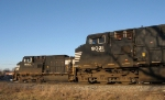 NS 9021 & 9140 have the day off