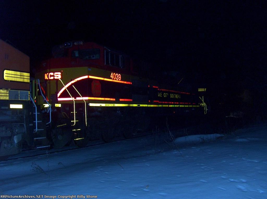 KCS 4039