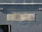MEC 504's Builders Plate
