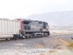 UP 6276 (Ex SP) DPU in WB coal train at 12:28pm