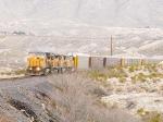UP 9460 (a key train) leads a WB autorack at 12:48pm