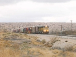 UP 4777 brings his EB intermodal to stop and wait for signal