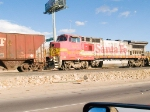 BNSF 525 #2 power in EB manifest at 4:18pm