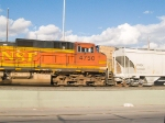 BNSF 4750 #4 power in EB manifest at 4:19pm