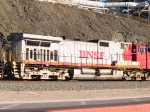 BNSF 764 #2 power in EB manifest at4:15pm
