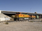 BNSF 5459 leads an EB manifest at 1:30pm