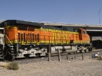 BNSF 4552 rear DPU in EB manifest at 1:30pm