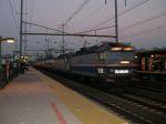 Amtrak 906 AEM-7 Blasts Through Princeton Junction