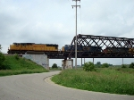 MSSPR on the bridge