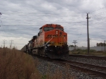 BNSF 6052 + 9492