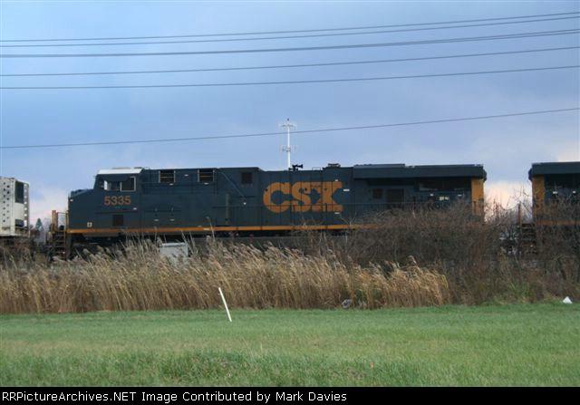 CSX 5335