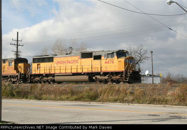 UP 4476