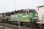 BNSF 2895