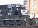NS 6183 resting