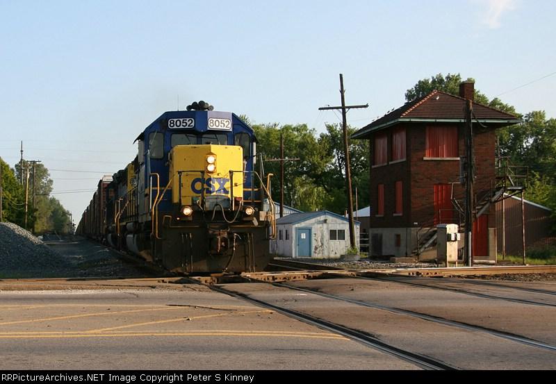 CSXT Train Q29008