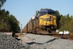 CSXT Train Q21622